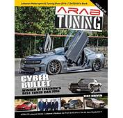 Calam&233o  Arab Tuning Issue Magazine 18 Lebanon Edition