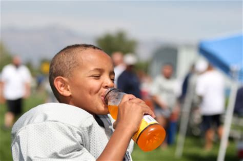 hydration youth sports top five heat illness and hydration myths about children