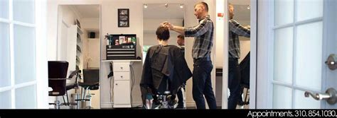 famous hairdressers in los angeles rom 225 n salon for men rom 225 n salon