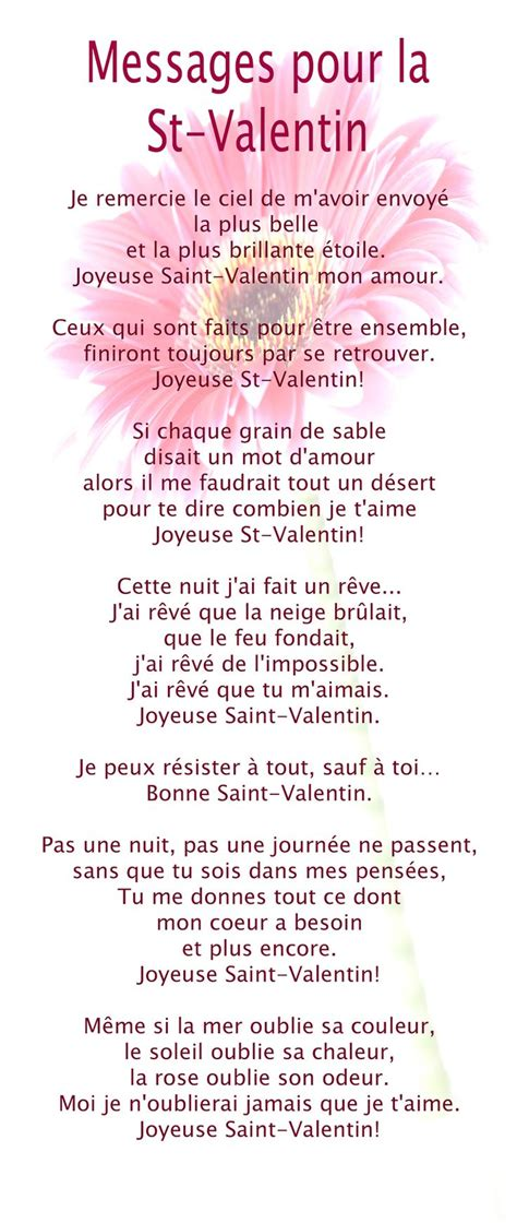 Exemple De Lettre Valentin 25 Best Ideas About Message Valentin On Petit Message D Amour Messages Pour