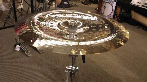 Sabian Aa Holy China 21 Cymbal sabian aa holy china cymbal brilliant 17 quot