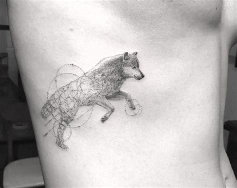tattoo cost dr woo 48 incredible wolf tattoos that are anything but ordinary