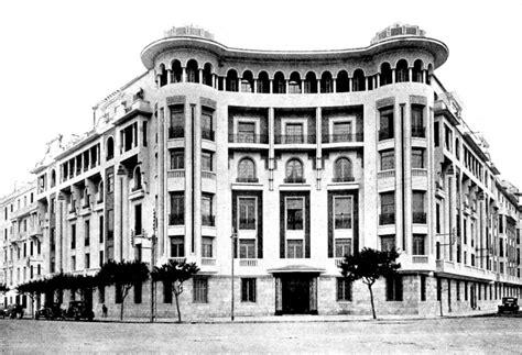 bureau d 騁ude batiment casablanca 16861 qui 233 tait m j nicolas maroc 1932 par rolbenzaken