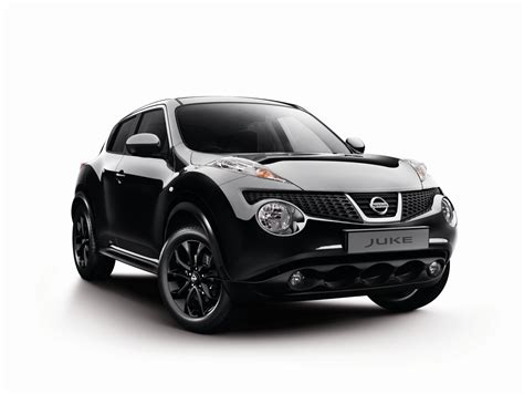 nissan black car limited edition nissan juke kuro revealed proves black is