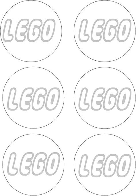 lego logo template 17 best images about rj birthday on lego