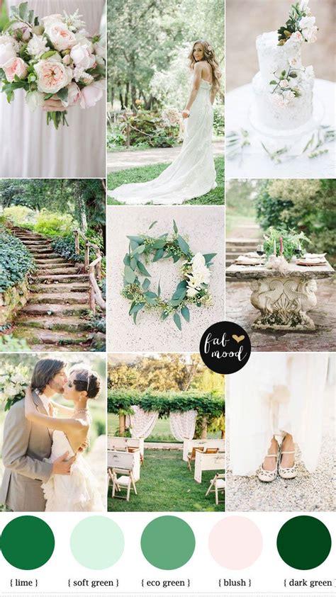 green rose themes nth green wedding theme
