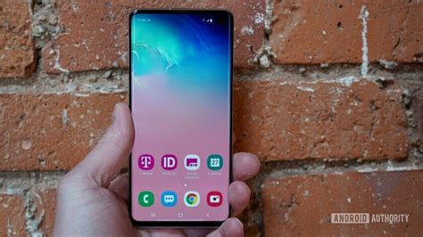 Samsung Galaxy S10 Overheating by Samsung Galaxy S10 Review Finding The Middle Ground Is