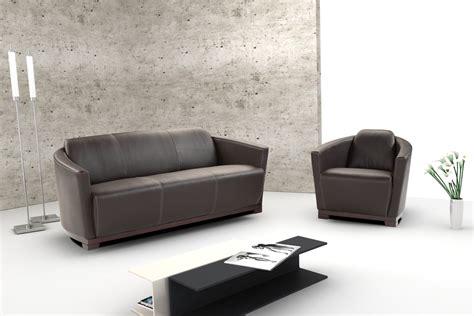 2 Pc Sofa Set Hotel 2 Pc Italian Leather Sofa Set Sofa And Chair Sofa Sets Sku17692 Set 2 5