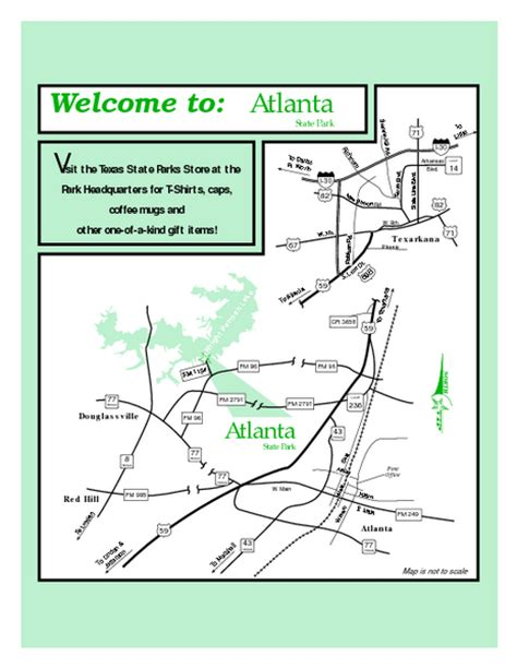 texas state park maps atlanta tx pictures posters news and on your pursuit hobbies interests and worries