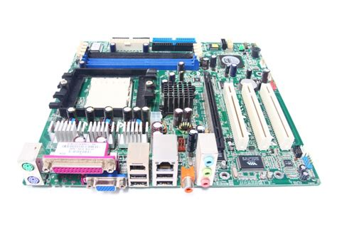 Sockel 939 Mainboard by Msi Ms 7184 Matx Desktop Pc Motherboard Sockel Socket 939 Pcie Ddr1 Sata