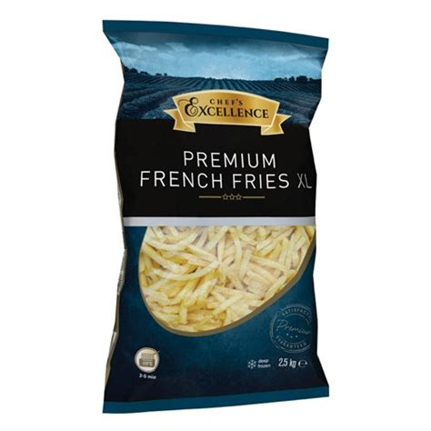 Fries Premium 2 5 Kg buy chef excellence premium fries 7x7 4x2 5kg catering