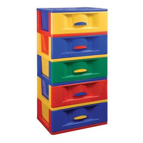 Plastic Chest Of Drawers Storage by 4 Drawer Plastic Storage Chest Walmart Plastic