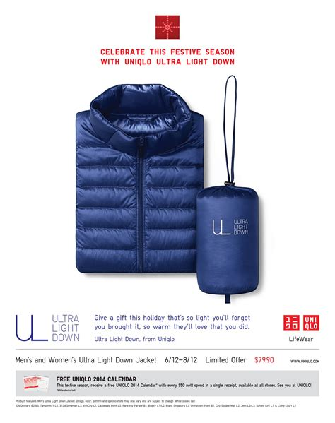 Uniqlo Ultra Light Down Ul Jackets Just 79 90 Weekend