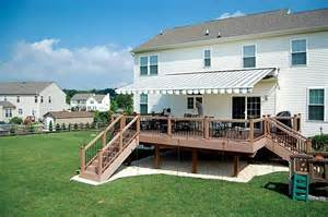 how much are awnings for decks pin deck building code requirements tips to build a on