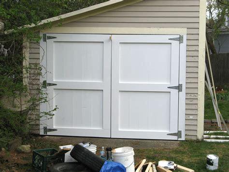 Garage Doors Vermont by Custom Garage Door Vermont Carpentry Designs
