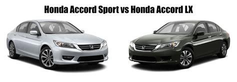 2014 honda accord sport vs ex difference 2014 vs 2015 accord sport autos post