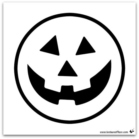 best photos of easy jack o lantern templates pumpkin