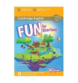 1316617467 fun for starters student s book fun for starters student s book 4th edition espiral libros
