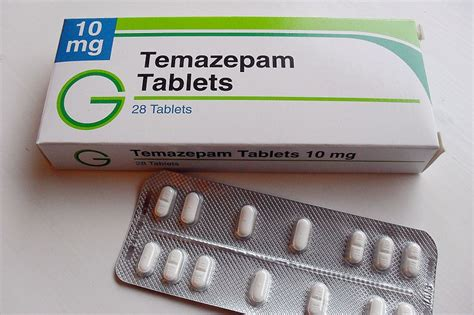 Carbidu 05 Mg 10 Tablet temazepam subject to cd prescription requirements