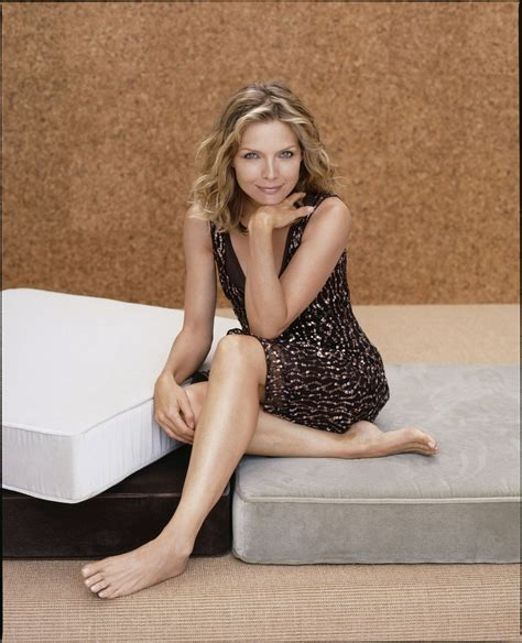 american actress michelle michelle pfeiffer s feet