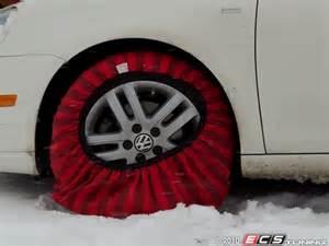 Mercedes Snow Chains Isse C60066 Classic C 600 Textile Snow Chains Medium