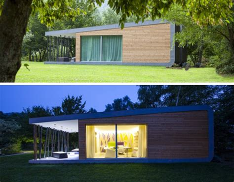modular vacation homes prefab low impact prefab vacation cabin is at home anywhere