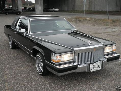 Cadillac Hartford by 1990 Cadillac Brougham D Elegance Coupe By That Hartford