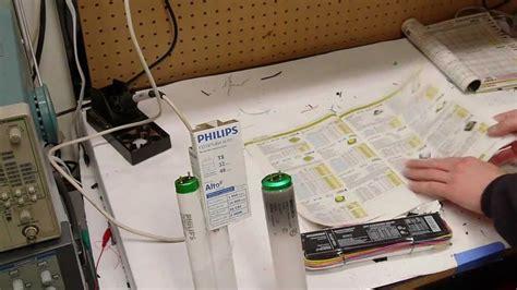 Shop Lighting Upgrade T5 Vs T8 Fluorescent Vs Led Youtube
