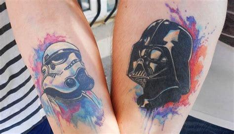 10 tatuajes de star wars para hacerse en la previa del