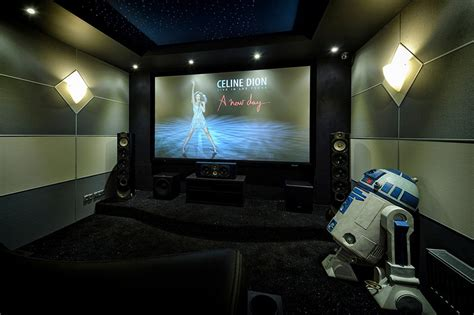 Starscape Ceiling by A Ceiling In Your Home Cinema2luxury2