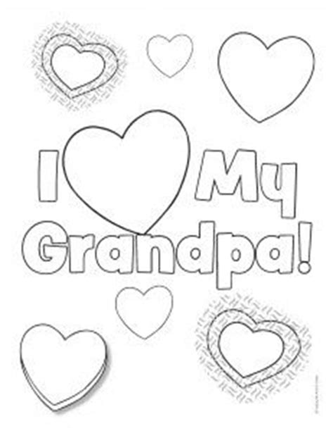 i love you grandpa coloring pages 17 best images about printables on pinterest random acts