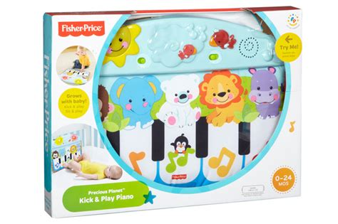 Piano Activity Mat by Baby Kick And Play Piano Activity Mat Musical Lights