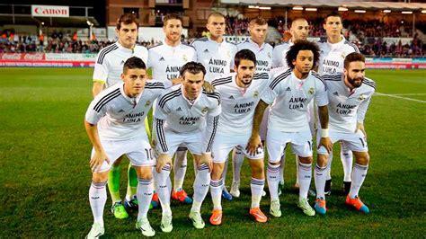 Imagenes Del Real Madrid Todo El Equipo 2015 | el real madrid jugar 225 en melbourne en julio de 2015
