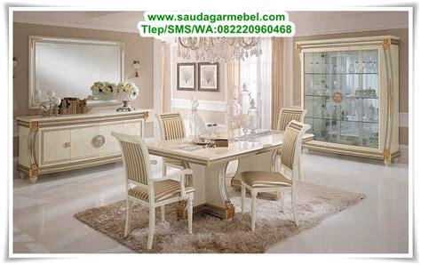 Harga Sofa Versace toko mebel murah jakarta pusat set meja makan mewah