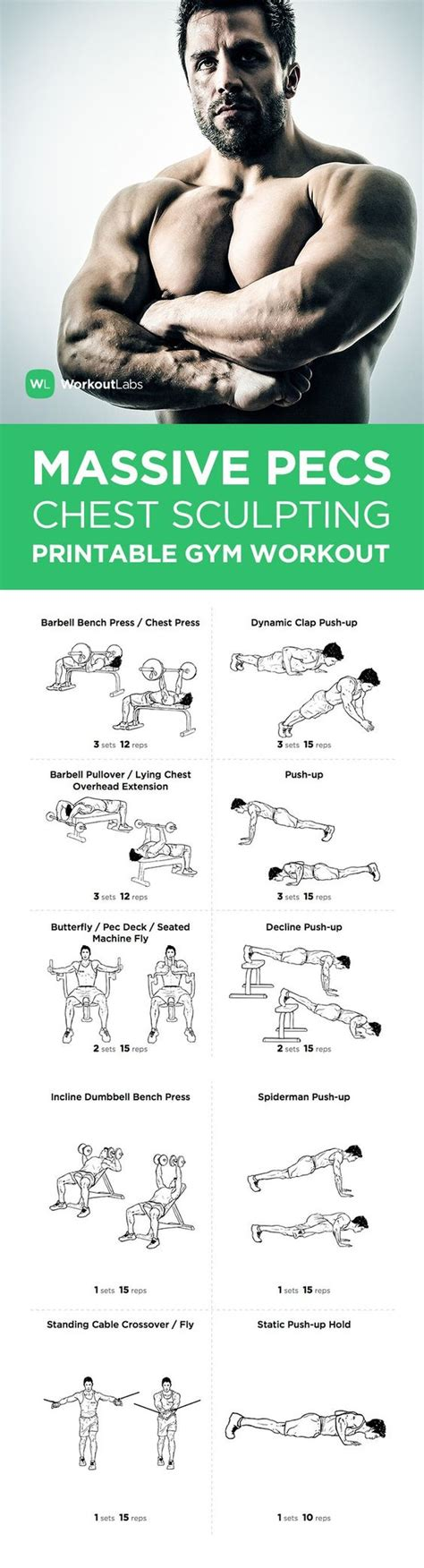 10 workouts for by day