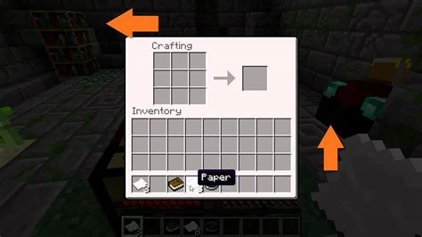 Minecraft Make Paper - minecraft blocks items paper