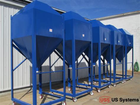 new design criteria for hoppers and bins hoppers bins tanks vessels and silos us systems