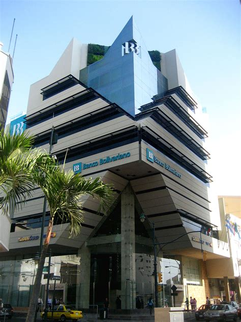 banco bolivariano la enciclopedia libre - Banco Bolivariano