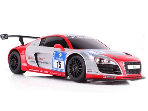 Rc Audi R8 by Toyandmodelstore Radio Controlled Car Audi R8 Lms Remote