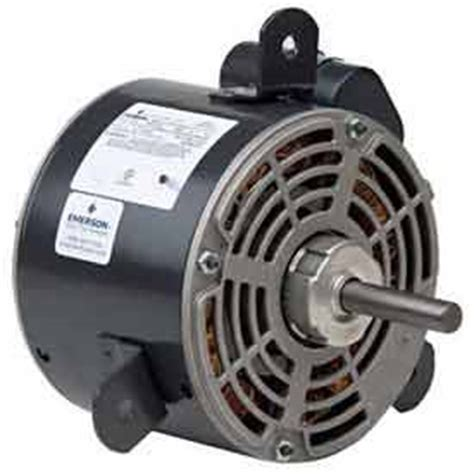 permanent split capacitor motor electric motors hvac refrigeration duty motors us motors permanent split capacitor