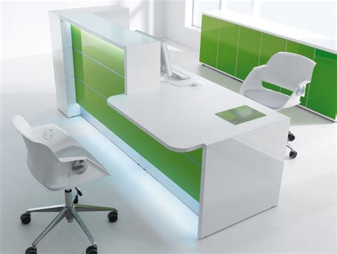 Office Reception Desk Furniture Valde Reception Desk Custom Designed Reception Counter