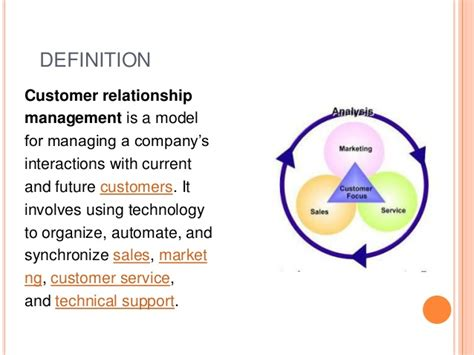 What Is A Relationship Customer Relationship Management