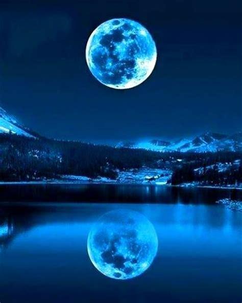 quot blue moon quot santel professional artist