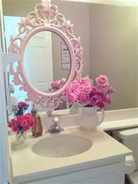 pink bathroom mirror best 25 shabby chic frames ideas on pinterest shabby