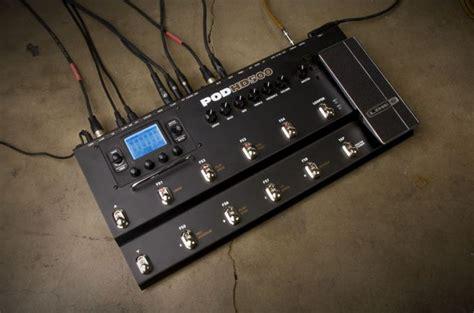 Line 6 POD HD500 image (#570359) - Audiofanzine Line 6 Pod Pro