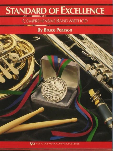 kjos  standard  excellence book  clarinet