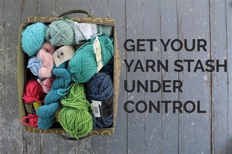stash knits how to get your stash yarn