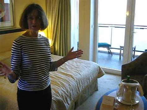cunard cabin layout leaving ny harbor 2 stateroom tour