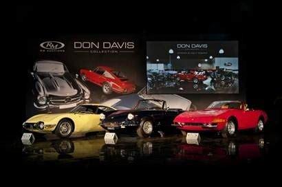 Don Davis Garage Sale rm auctions don davis collection auction results