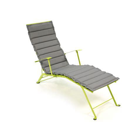 cuscino per sdraio cuscino per sedia a sdraio bistro by fermob lovethesign
